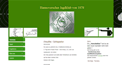 Preview of hjkvon1878.de